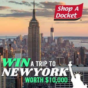 Opentop – Shop A Docket – Win a holiday to New York valued at $10,000