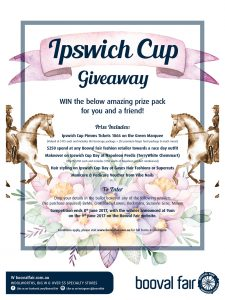 Retail First – Booval Fair Shopping Centre – Ipswich Cup Pimms – Win a fabulous prize pack for you and a friend