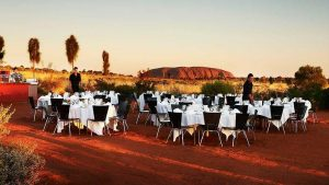 SBS Food – The Chefs' Line and NITV's On Country Kitchen – Win the ultimate culinary weekend getaway for 2 in Uluru valued at $5,000