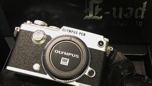 SBS PopAsia App – Win an Olympus Pen-F digital camera from BTS'V's favourite photographer Ante