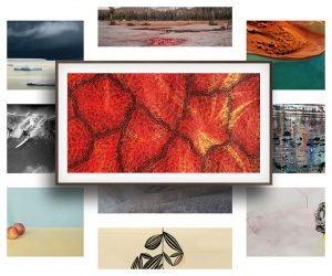 Samsung Electronics – Art + TV come together – Win a Samsung The Frame TV valued at $3,299