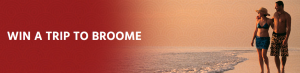 Shinju Matsuri – Win a trip for 2 to Broome valued at $2,500