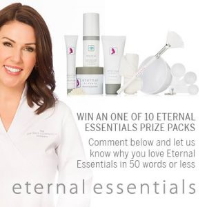 TVSN Channel – Win 1 of 10 Eternal Essentials prize packs valued at $217 each