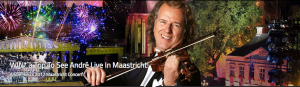 The Greater Union Organisation – Win a trip for 2 to Maastricht for a VIP Tour of Andre Rieu