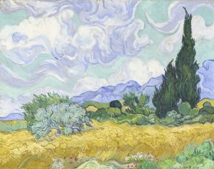 VOGUE – Win a trip for 2 to Melbourne to see Van Gogh and the Seasons valued at $4,179