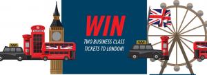 VenuesLive Management – ANZ Stadium & British Airways – Win a return Business trip for 2 to London on British Airways from Sydney