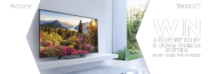 Yahoo7 – Newsletter Signup – Win 1 of 5 Sony 55″ Full HD LCD TVs valued at $1,499 and a Channel Sound bar Systems valued at $499