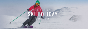 Anzcro – Win a 5-night Ski Holiday for 2 in North Island in Auckland, New Zealand valued at $5,000