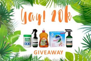 Aware Environmental – Win 1 of 20 prize packs