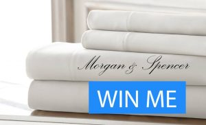 Manchester Factory – Win a set of Morgan & Spencer 1000 Thread Count Sheets