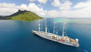 Signature Luxury Travel & Style – Win a 7-night Tahitian voyage for 2 aboard Windstar Cruises' Wind Spirit valued at $5,800