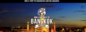 xlWin – Win a trip for 2 to Bangkok