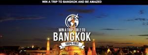 xlWin – Win a trip for 2 to Bangkok