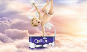 ABC Tissue Products – Club Quilton – Win 1 of 12 prizes of a years supply of Quilton 3 ply Toilet Tissue