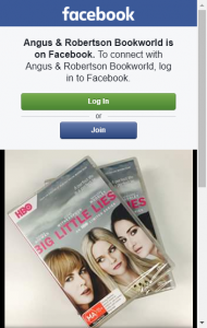 Angus  Robertson Bookworld – Win One Of Six Copies Of Big Little Lies Dvds