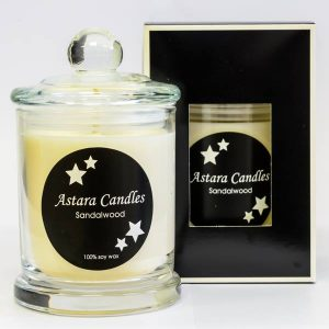Astara Candles – Win A Sandalwood Candle