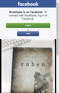 Booktopia – Win A Signed Copy Of Rubén By Bruce Whatley