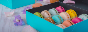 Broadway Sydney – Passiontree Velvet 1st Birthday – Win 1 of 2 prizes of a Year's supply of Macarons from Passiontree Velvet