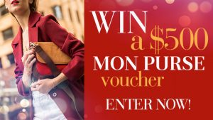 Channel Seven – Sunrise Family Newsletter 'Mon Purse' – Win a $500 Mon Purse Online Voucher