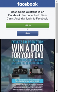 Dash Cams Australia  – WIN A D.O.D for your D.A.D
