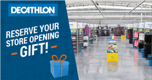 Decathlon Australia – Win 1 of 10 vouchers valued at $500 each