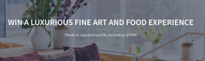 Domain – Win a Luxurious Fine Art and Food Experience thanks to Aqualand and the Art Gallery of NSW