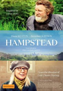 Edible Blooms & Entertainment One – Win 1 of 10 double passes to see Hampstead