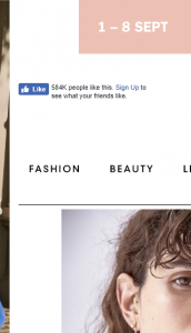 Fashion Journal – Win A $500 Elka Collective Voucher (prize valued at  $500)