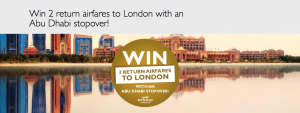 Flight Centre –  Win Simply Tell Us In 25 Words Or Less What Are The Top Two Experiences In Abu Dhabi You Would Like To Do  Why?  (prize valued at  $6,000)