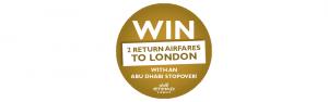 Flight Centre – Win 2 Return Airfaires to London