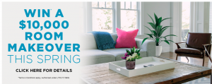 HomeHQ Artarmon – Win a $10,000 for Room Makeover this spring (in gift cards to spend in centre)