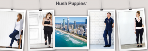 Hush Puppies – Win a Holiday valued over $2,000 OR 1 of 15 Pairs Of Hush Puppies Shoes From The Soleutions Collection (prize valued at $4,449)