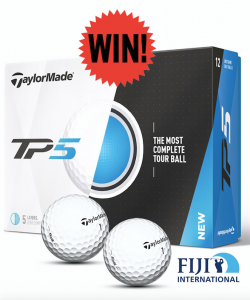Inside Golf – Win 1 of 3 dozens of TP5 golf balls