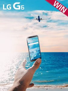 LG Australia – Win a LG G6 32GB Mobile Smartphone valued at $1,199