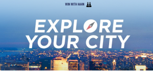 Lion – Beer, Spirits & Wine – Hahn Explore Your City – Win 1 of 3 amazing experiences in your city