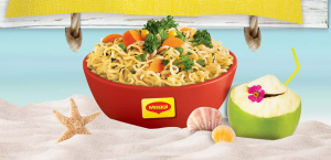 Maggi 2 Minute Noodle – Win 1 of 10 $10,000 Cash prizes or other minor prizes (total prize valued at  $102,520)