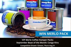 Mycitylife – Win One Of Four Merlo Coffee Hampers