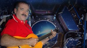 National Geographic – Meet Chris Handfield – The Singing Astronaut – Win 1 of 6 VIP Meet & Greet prizes valued at $385 each