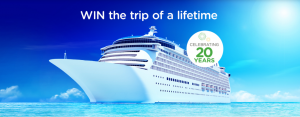 National Hearing Care – Win a Pacific Island cruise and flights to Sydney valued at $5,000