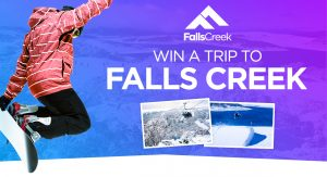 Network Ten – The Project Falls Creek – Win a prize package to Fall's Creek Village for up to 12 people valued at $26,000 (Victoria only)