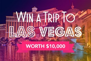 Opentop – Prizel – Win a trip to Las Vegas valued at $10,000