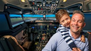 PerthNow – Win Your Dad The Ultimate Flight Experience This Father's Day (prize valued at $295)