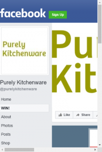 Purely Kitchenware  – Win Stanley Rogers Gourmet Cookware Set (prize valued at  $400)
