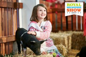 RACV- Win 1 of 50 Royal Melbourne Show 2017 VIP Experiences for a family of 4 (prize valued at $17,300)