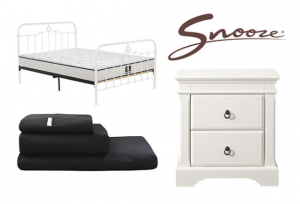 RACV / Snooze  – Win a Spring Bedroom Makeover Thanks To Snooze