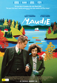 Scenic – Maudie – Win 1 of 20 double passes to the film