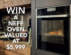 South Melbourne Market –  Win a Neff Oven Valued at $5,999 (prize valued at $5,999)