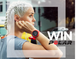 Sports Power – Win 1 of 7 Polar M200 GPS Watches