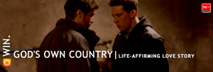 """Switch –  """"God's Own Country"""" – Win 1 of 10 doubles passes"""
