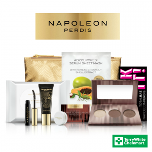 TerryWhite Chemmart – Win a Napoleon Perdis Refined Beauty gift valued at $270
